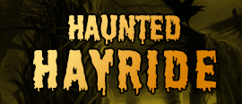 Haunted Hayride in Warren